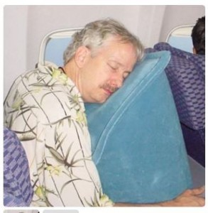 SkyMall Skyrest Pillow
