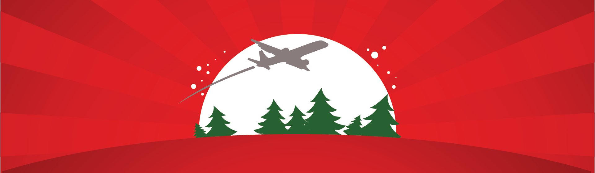 Winter Holiday Flights