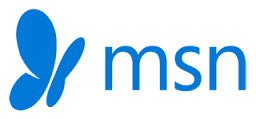 msn blue logo