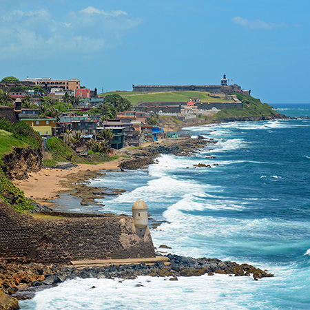 Cheap Flights Puerto Rico