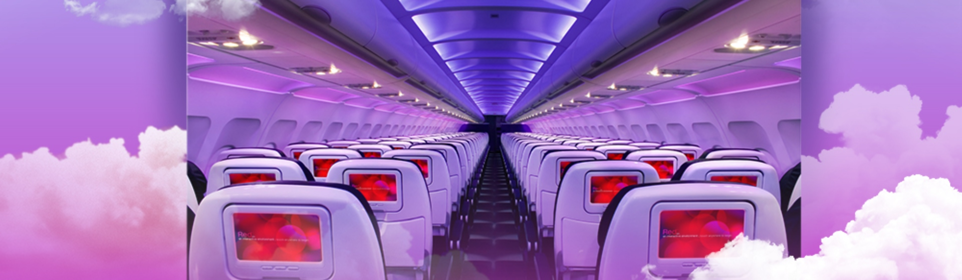 Virgin America's Cool Cabin