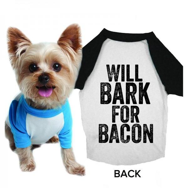 Bark for Bacon Tee