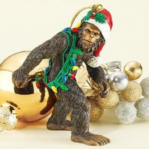 SkyMall Holiday Yeti
