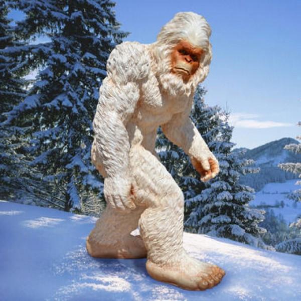 SkyMall Abominable Yeti