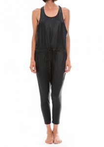 Level3ActiveJumpSuit Black