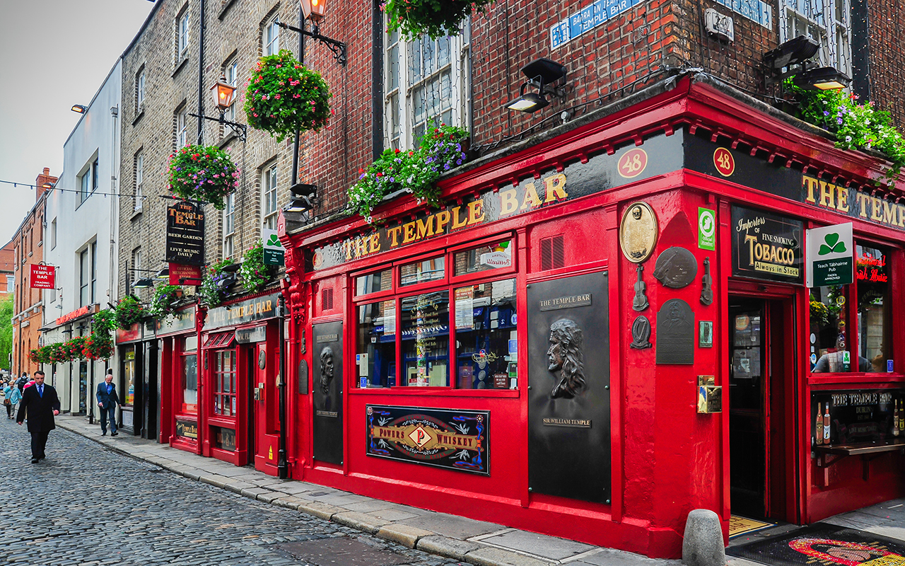 10 Cheapest Destinations Dublin