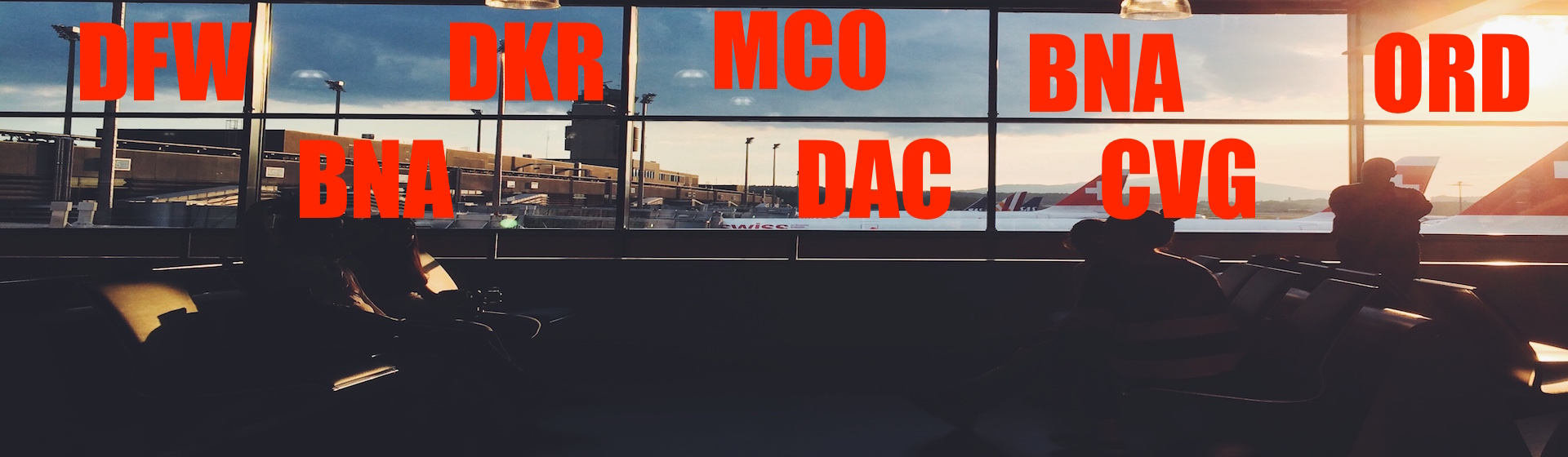 Those Crazy Three Letter Airport Codes Farecompare
