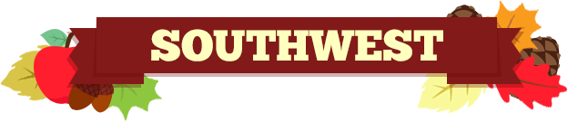 Thanksgiving Southwest Banner