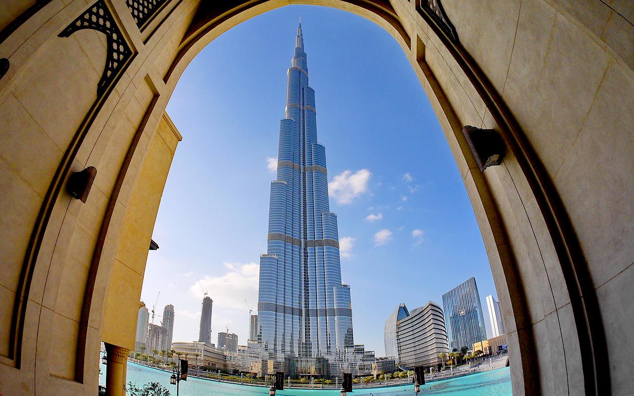 2018 Top Travel Destinations - Dubai