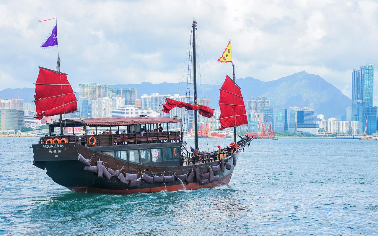 2018 Top Travel Destinations - Hong Kong