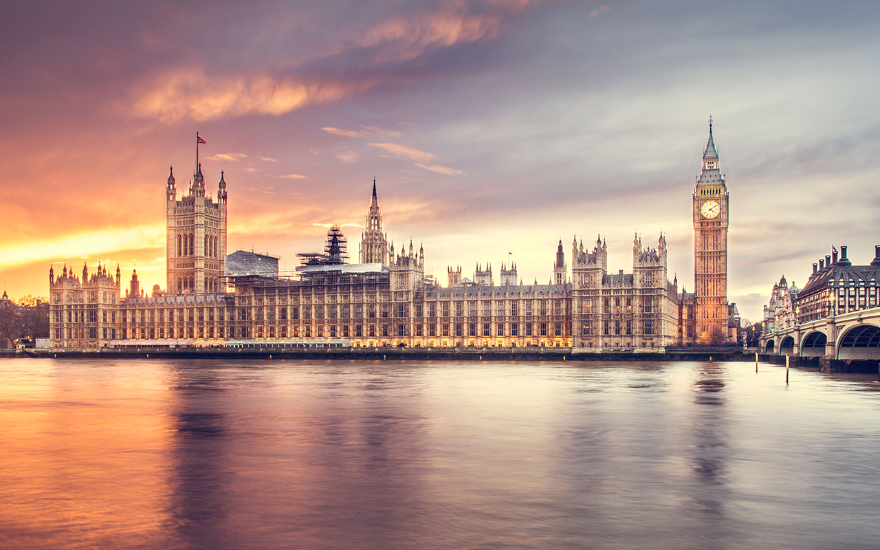 2018 Top Travel Destinations - London