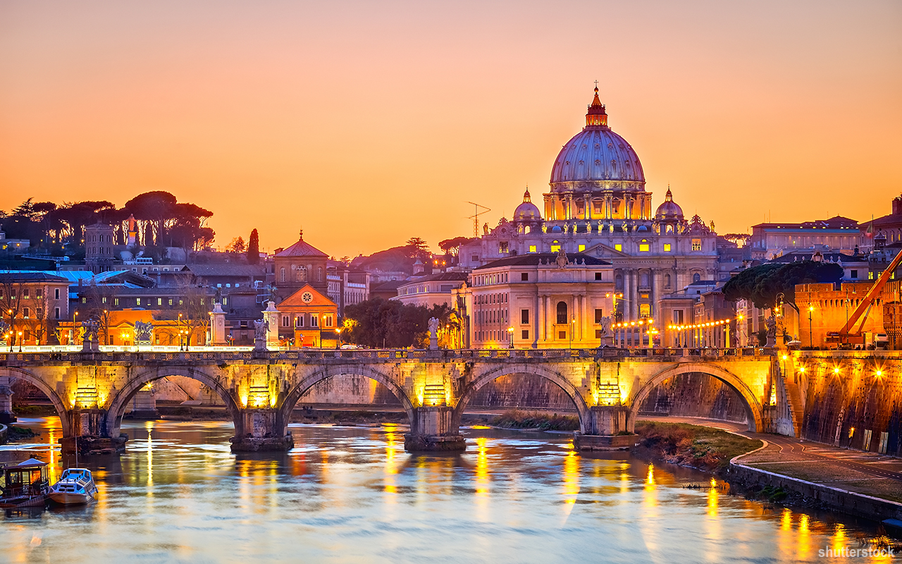 2018 Top Travel Destinations - Rome