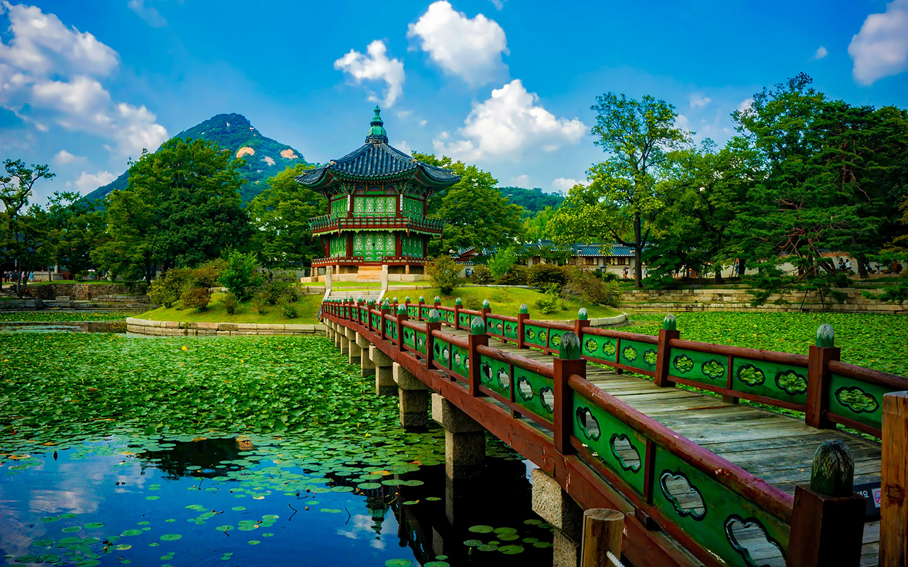 2018 Top Travel Destinations - Seoul