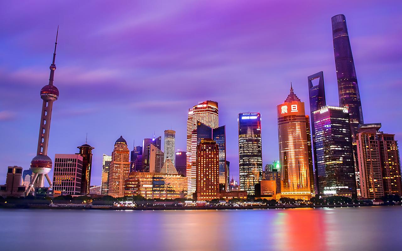2018 Top Travel Destinations - Shanghai