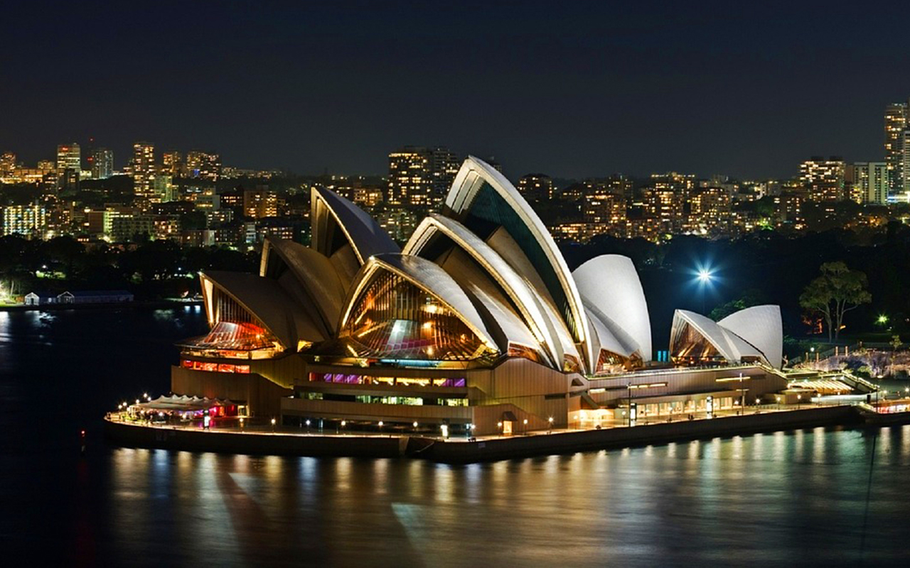 2018 Top Travel Destinations - Sydney