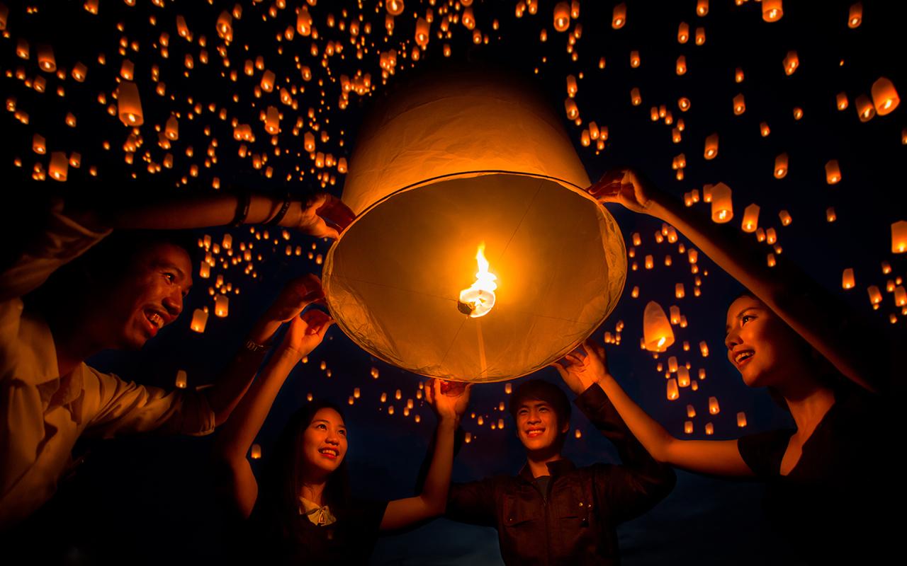 2018 Best Events - Lantern Festival