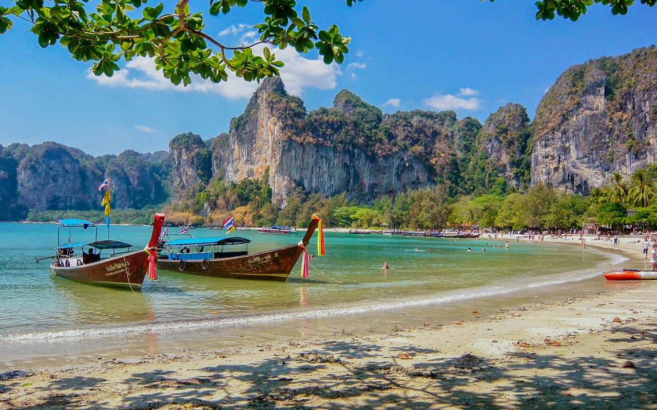 Top Destinations in Asia - Thailand