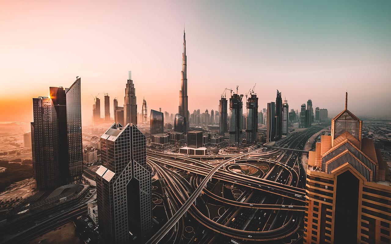 2019 Top Travel Destinations - Dubai