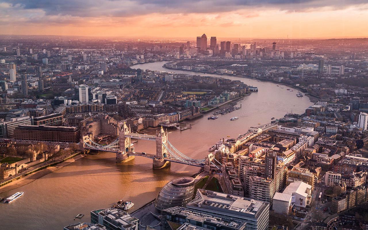2019 Top Travel Destinations - London