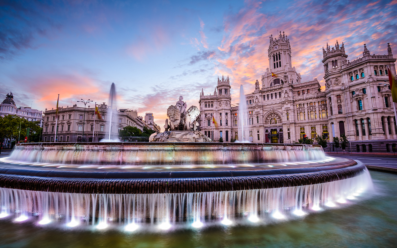 2019 Top Travel Destinations - Madrid