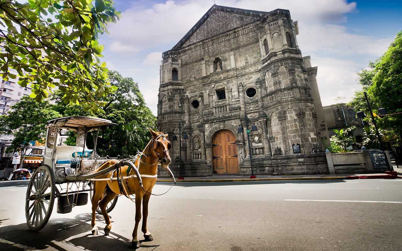 2019 Top Travel Destinations - Manila
