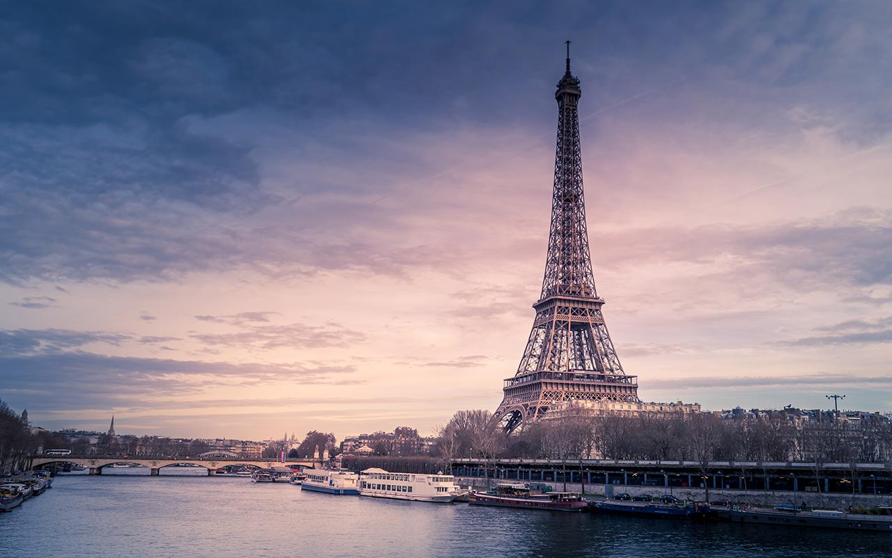 2019 Top Travel Destinations - Paris