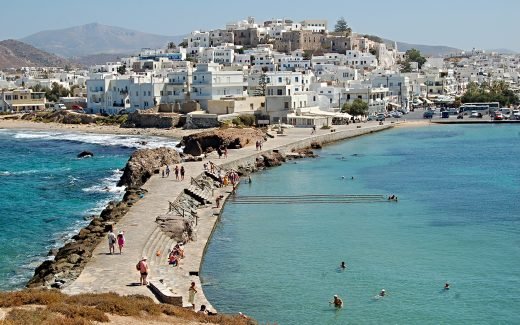2019 Spring Break Vacation Ideas - Naxos
