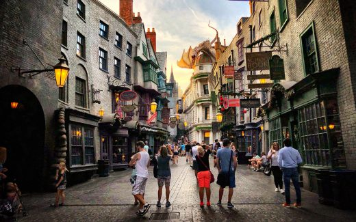 2019 Spring Break Vacation Ideas - Orlando