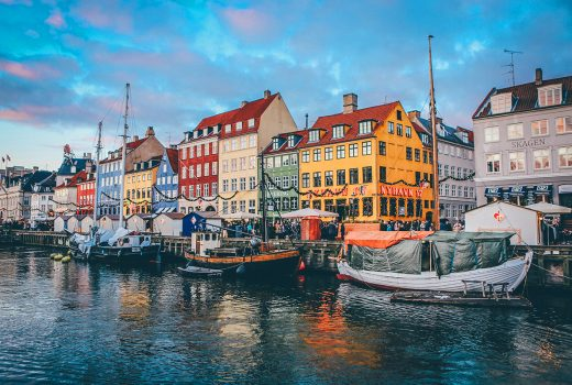Cheap Flights for Spring - Copenhagen, Denmark, Scandinavia