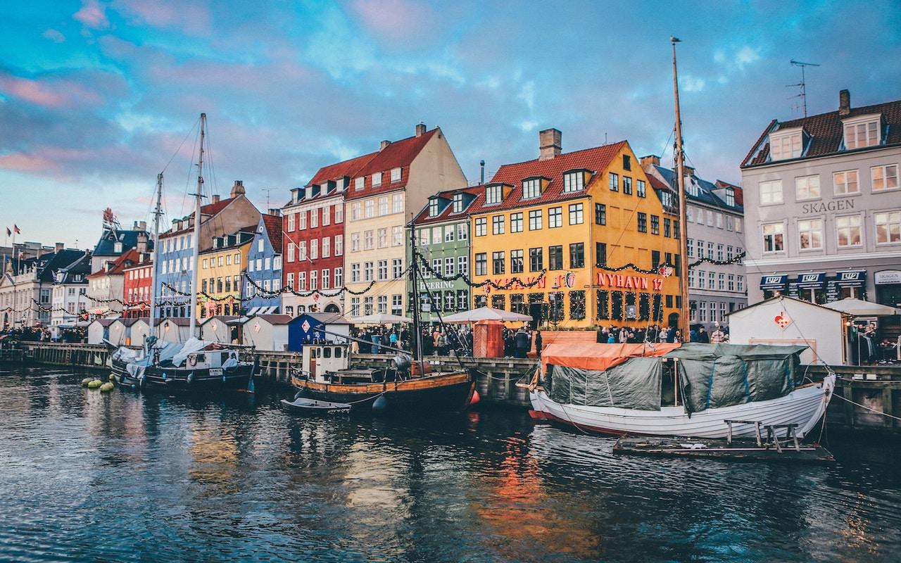 Cheap Flights for Spring - Copenhagen, Denmark, Scandinavia
