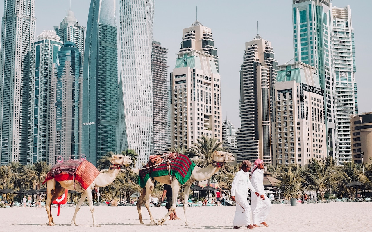 Cheap Flights for Spring - Dubai