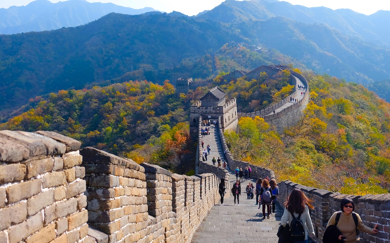 Cheap Flights for Spring - Great Wall of China near Beijing