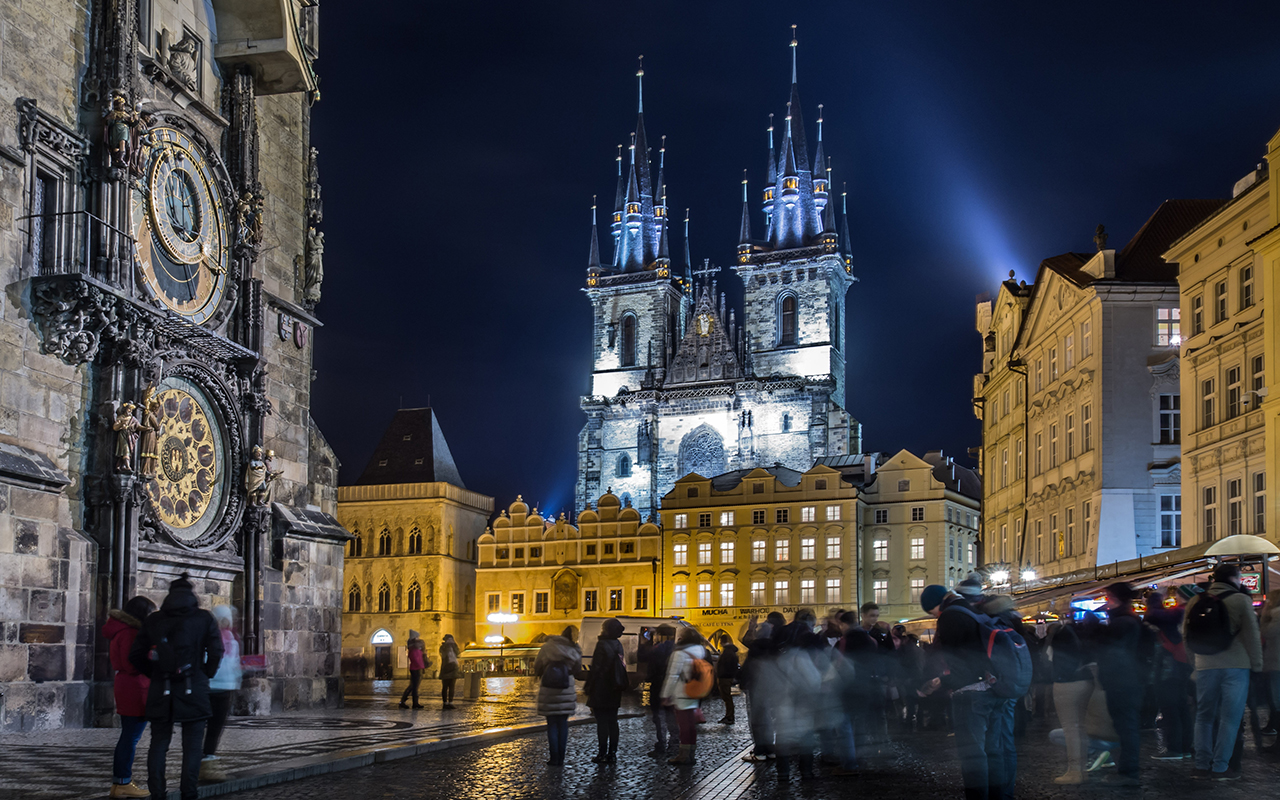 2019 Most Memorable Holiday Destinations - Prague