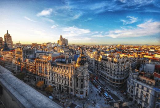 Spain International Tourism