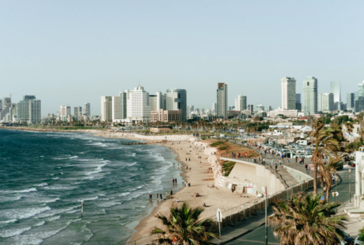israel reopening
