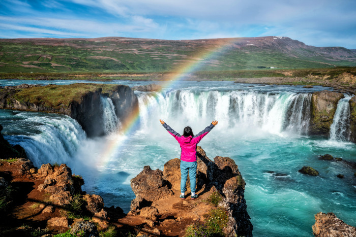iceland vaccinated americans