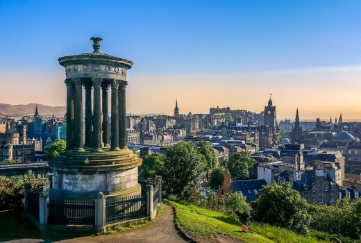 Scotland Re-Opens to Vaccinated Americans