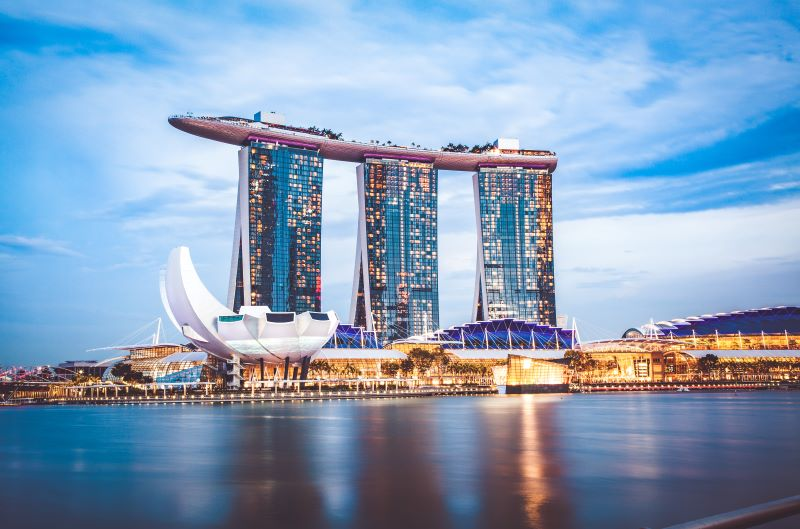 Singapore wheelchair-accessible city
