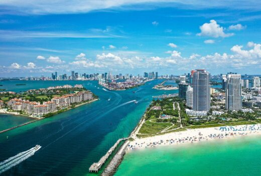 cheapest month to fly to miami