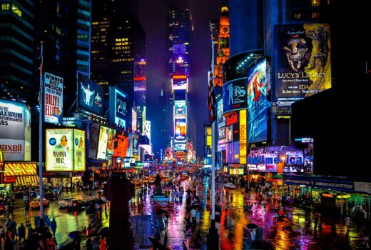 Broadway to require vaccines and masks for audiences