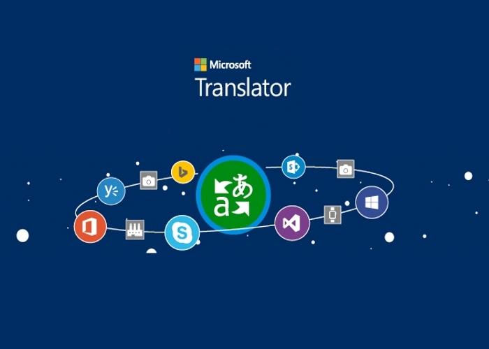 Microsoft Translator app