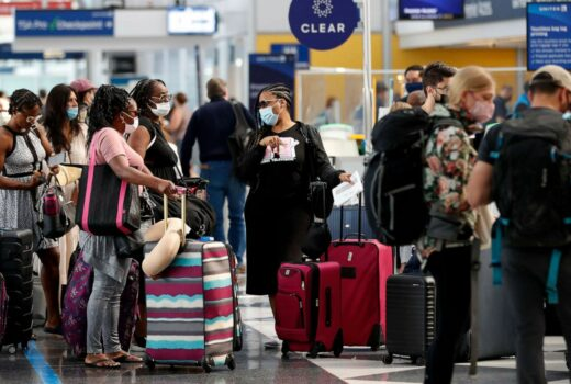 US lifts travel ban on vaccinated travelers