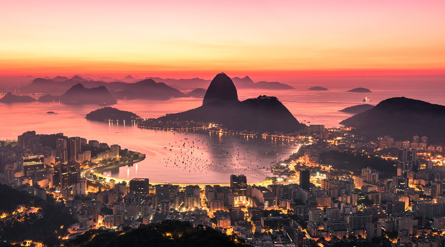 brazil open to tourism