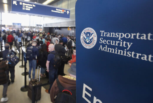 airport security dos and don'ts