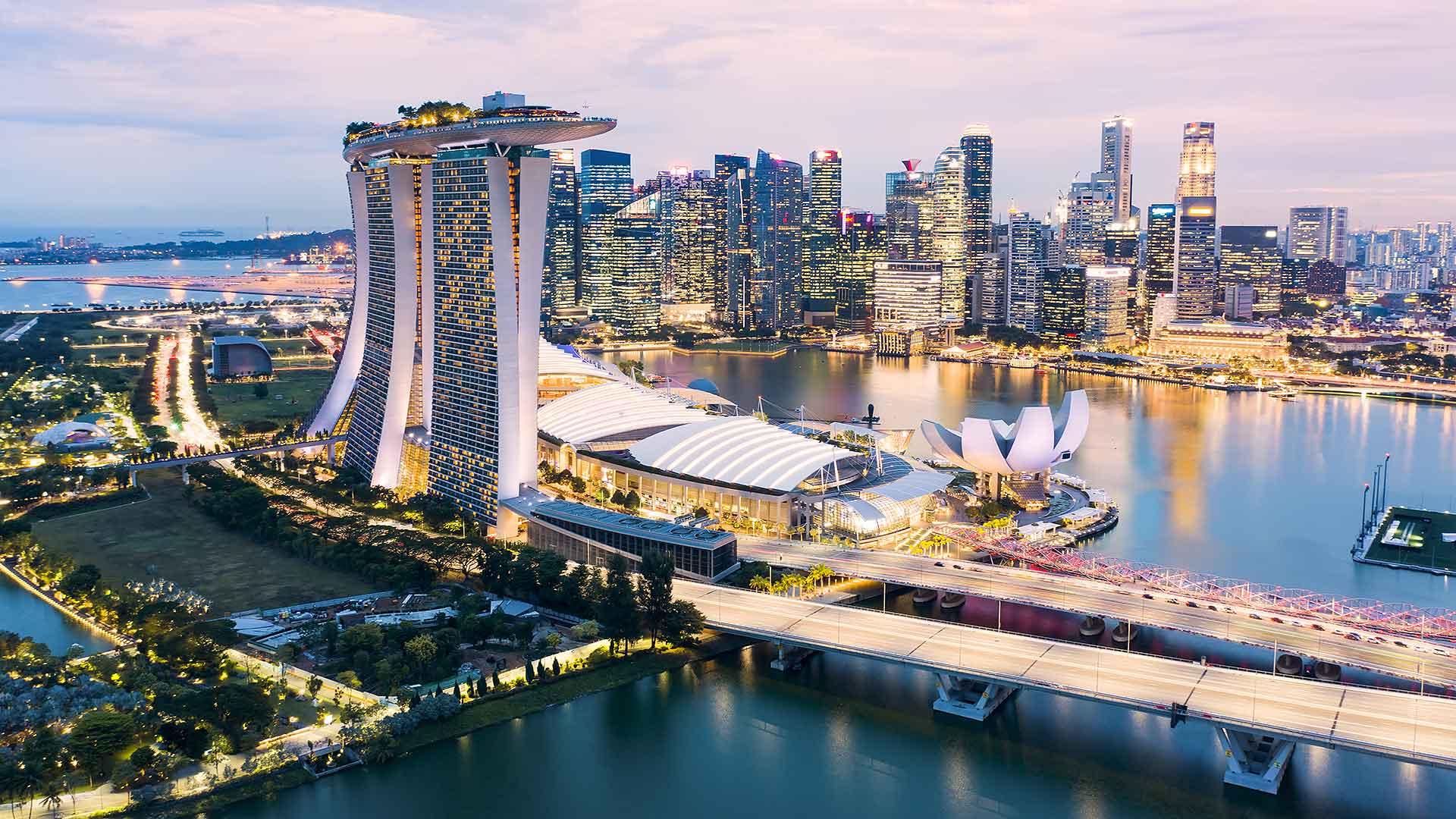 singapore safe city